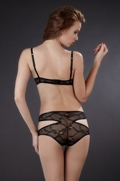 High Waisted Panty - A Fleur de Peau - Maison Close 65a0af3153e