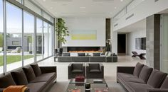 Beverly Hills House by McClean Design (5)