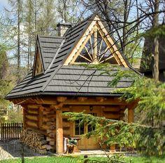 ~ Little Log Houses ~ — The Little Log House Company