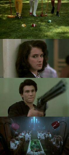 Escuela de jóvenes asesinos