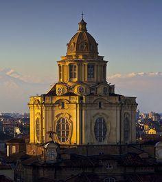 S. Lorenzo, Turin, Guarino Guarini, 1668-87