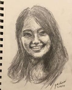 "400 Likes, 1 Comments - Yoshiko Mishina (@yoshiko.mishina) on Instagram: ""Sketchbook- face study. 07/18/17. Prep for portrait painting project.…"""