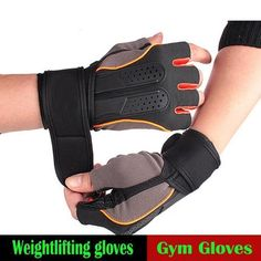 Cheap gloves lingerie, Buy Quality gloves half directly from China glove long Suppliers: Tactical Sports Fitness Weight Lifting Gym Gloves Training Fitness bodybuilding Workout Wrist Wrap Exercise Glove for Men Women Bodybuilding Training, Fitness Bodybuilding, Bodybuilding Motivation, Planet Fitness Workout, Sport Fitness, Mens Fitness, Fitness Shirts, Fitness Wear, Gym Gloves
