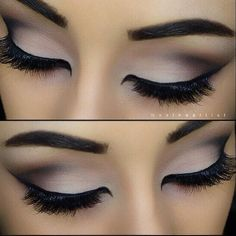 Soft look from neztheartist using My beauty weapon by motivescosmetics & LBD Gel liner to create this look: