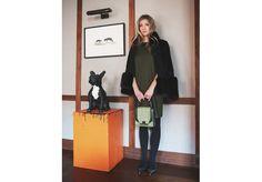 An eco-fur coat to keep you warm. I love pets even artsy ones! #pennyblack #ecofur #ladylike