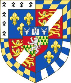 659px-Arms_of_Henry_FitzRoy,_1st_Duke_of_Richmond_and_Somerset.svg.png (659×768)