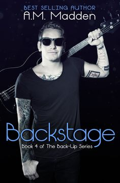 Backstage by A.M. Madden Blog Tour & Giveaway   @ammadden1