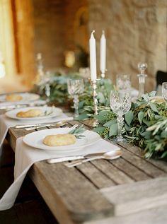 Mediterranean Wedding Inspiration at La Torre del Visco