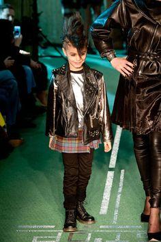 Jean Paul Gaultier toamna iarna 2014-2015 (25) - Elle.ro