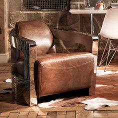 Copeland - Easy Chair (Vintage Cigar)