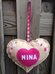 Geboortehart *NINA*
