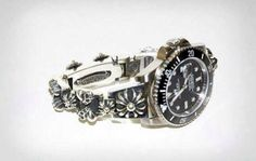 Rolex & Chrome Hearts Collaboration