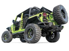 Fortec Custom Jeep