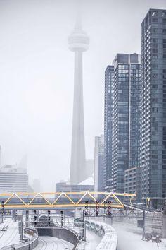 Toronto winter views | Downtown CityPlace #toronto #cityplacetoronto #CNtower #winterTO #snowTO #visittoronto #exploretoronto #torontowinter #streetsoftoronto #choosetoronto #torontoclicks #memoirsoftoronto #seetorontonow #winter #snow #downtowntoronto #torontoviews #puentedeluz #lovetoronto #torontoguide #torontoattractions #seetoronto #torontoclicks #thankyoutoronto #blogto #dailyhiveto #hypetoronto #choosetoronto Toronto Snow, Toronto Winter, Visit Toronto, Toronto Ontario Canada, Downtown Toronto, Toronto Skyline, Canada Eh, Winter Wallpaper, Canada Travel