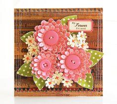 Stunning handmade flowers by Roree Rumph