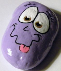 More Painted Rocks - ~Audiz Creations~