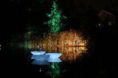 Lysvandring Alnaelva 2014 scenographer: Carle Lange curator/producer: Kulturbyrået Mesén