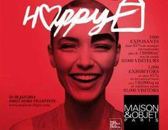 Maison&Objet est l'événement référence de tous les acteurs de l'art de vivre, de la mode-maison, de la décoration d'intérieur et du design http://www.batilogis.fr/agenda/salon-france-2013-1.html