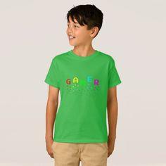 Kids' Hanes TAGLESS® T-Shirt Green