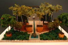 Italian show garden design model Design Model, Garden Design, Wallpaper, Interior, Plants, Indoor, Wallpapers, Landscape Designs, Interiors