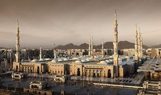 Mescid-i Nebevî (Medina, Saudi Arabia)