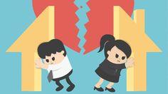 6 fatos sobre o divórcio que você precisa saber