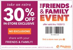 0b6e3d02e24a Payless Shoesource coupon   Payless Shoesource promo code from The Coupons  App. off everything at Payless Shoesource