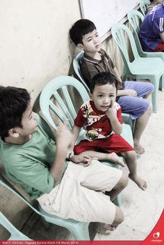 Our Fourth Charity Event at Panti Asuhan Karena Kasih
