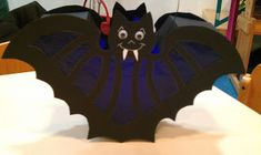 Oliver's Blog: Qualle, Drache, ... Fledermaus!