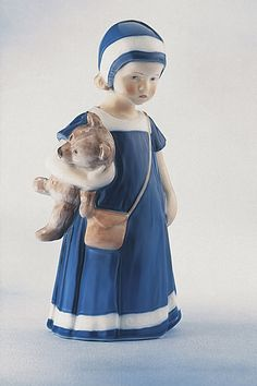royal copenhagen girl - Google Search