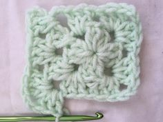 Learn how to crochet the classic granny square along with tips and resources for taking granny square crochet to the next level.