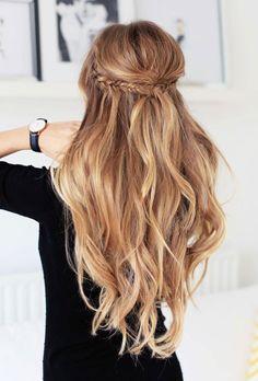 10 peinados para mamá fáciles de hacer