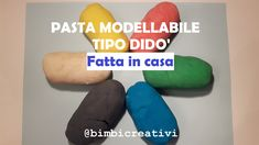 Pasta+modellabile+tipo+DIDO'+-+Video+Tutorial