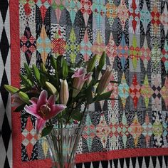 Glitter quilt - Fifis Fabricology