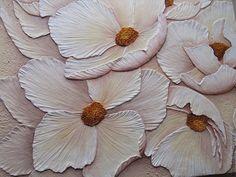 Volume Fresco White Garden (detail)