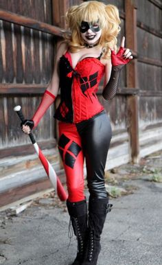 Well Done / Harley Quinn