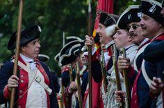 First Virginia Regiment, Mount Vernon's 4th of July Celebration: http://transplantedtatar.com/2012/08/25/george-washingtons-mount-vernon-fall-wine-festival-sunset-tour/