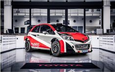 A more than interesting rumor has surfaced on the we: a very spicy version of the Yaris could do in a few years surface if one believes these hearsay, future small bomb would be sold for the Yaris WRC is homologuee for the rally season 2017.   #A road version for the Toyota Yaris WRC? #car #cars guide #News #The Car Guide #the cars #Toyota Yaris #vehicle