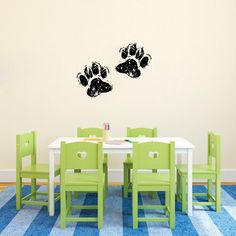 Wall Vinyl Sticker Decal Art Design Dog Paws Baby Room Nursery Bedroom Room Nice Picture Decor Hall Wall Chu764 Thumbs up decals,http://www.amazon.com/dp/B00JAAFR2M/ref=cm_sw_r_pi_dp_v.THtb0AAW1DC3ZW