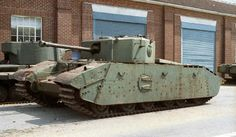 """A33 """"Excelsior"""" Heavy Assault Tank"""