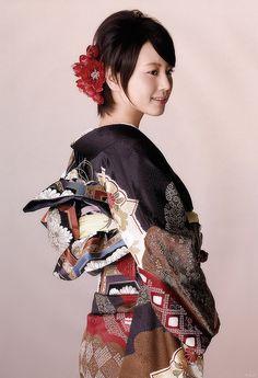 General background->Costumes ::Kimono2