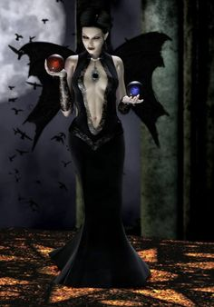 From Gothic Fantasy Art