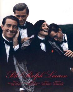 Old Ralph Lauren Adverts: Photo Preppy Men, Preppy Look, Ralph Lauren Style, Polo Ralph Lauren, Ivy Style, Bruce Weber, Tumblr Outfits, Vintage Ads, Family Portraits