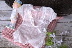 Beautiful photo prop romper made from cotton and lace embroidery. In the back has tulle with embroidery and a large tulle bow. Newborn Care, Baby Girl Romper, Baby Skin, Newborn Photo Props, Lace Romper, Newborn Pictures, Girls Rompers, Lana, Lace Trim
