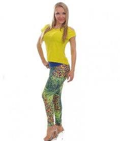 Camboriú – Tropic in Me leggings Leggings, Tutu, Parachute Pants, Tropical, Shopping, Fashion, Moda, Fashion Styles, Tutus