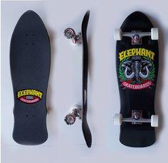 Skate Completo Elephant Brand Street Axe 9,5 X32