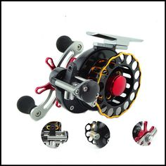 36.84$  Buy here - http://aiq13.worlditems.win/all/product.php?id=32781022298 - Quality Full Metal Raft Reel Saltwater Boat fishing Baitcasting Reel 4+1BB ratio 3.6:1 Right Left Hand fishing tool Trolls Free