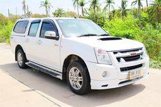 ขายรถกระบะ ISUZU D-MAX อีซูซุ รถปี2011 สีขาว
