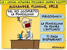 Se i social network fossero sempre esistiti