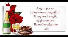 Auguri di Buon Compleanno Zia - 70th Birthday, Happy Birthday, Cookie Do, Cookies Policy, New Years Eve Party, Emoticon, Birthdays, Place Card Holders, Make It Yourself